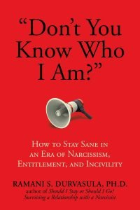 Don't You Know Who I Am? by Dr. Ramani