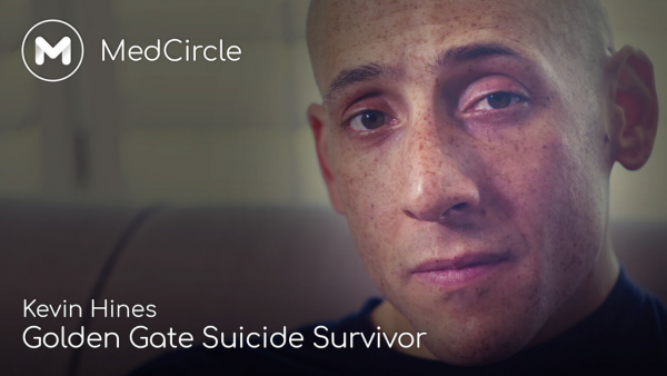 The Golden Gate Suicide Survivor: the Kevin Hines Tell-All Series