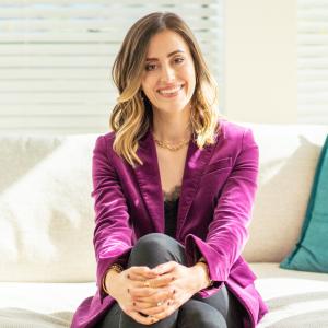 Reproductive Psychiatrist Dr. Sarah Oreck