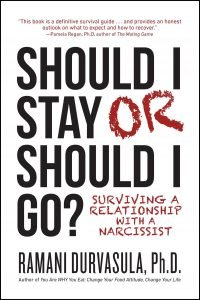 Should I Stay or Should I Go by Dr. Ramani