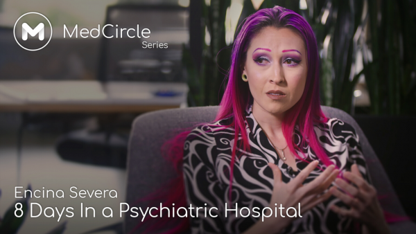 Encina Severa: 8 Days in a Psych Ward