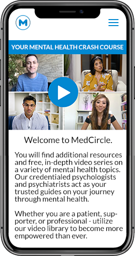 MedCircle - The Most Trusted Source for Mental Health Education