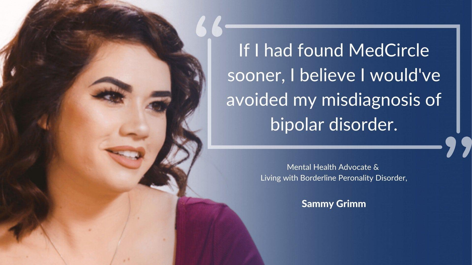 MedCircle for mental health patients
